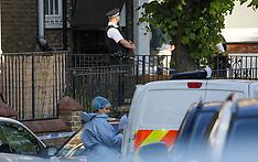 Hornsey Gardens Shooting