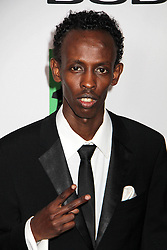 21.10.2013, Beverly Hilton Hotel, Beverly Hills, USA, Annual Hollywood Film Awards Gala, im Bild Barkhad Abdi // Barkhad Abdi during a photoshooting for the 17th Annual Hollywood Film Awards Gala held at the Beverly Hilton Hotel in Beverly Hills, United States on 2013/10/23. EXPA Pictures © 2013, PhotoCredit: EXPA/ Photoshot/ Photoshot/ Izumi Hasegawa<br /> <br /> *****ATTENTION - for AUT, SLO, CRO, SRB, BIH, MAZ only*****