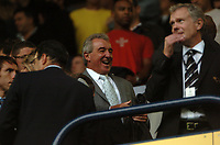Photo: Tony Oudot.<br /> Tottenham Hotspur v Derby County. The FA Barclays Premiership. 18/08/2007.<br /> England coach Terry Venables at the match