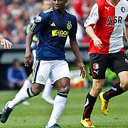 NLD/Rotterdam/20100919 - Voetbalwedstrijd Feyenoord - Ajax 2010, Eyong Enoh