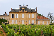 Chateau Nenin and vineyard Pomerol Bordeaux Gironde Aquitaine France
