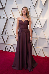 Laura Dern arrives on the red carpet of The 91st Oscars® at the Dolby® Theatre in Hollywood, CA on Sunday, February 24, 2019.