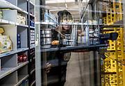 Milan, Amazon logistic center, Prime now, raccolta ordini per consegna entro un'ora