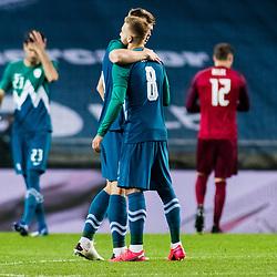 20201007: SLO, Football - Friendly match, Slovenia vs San Marino