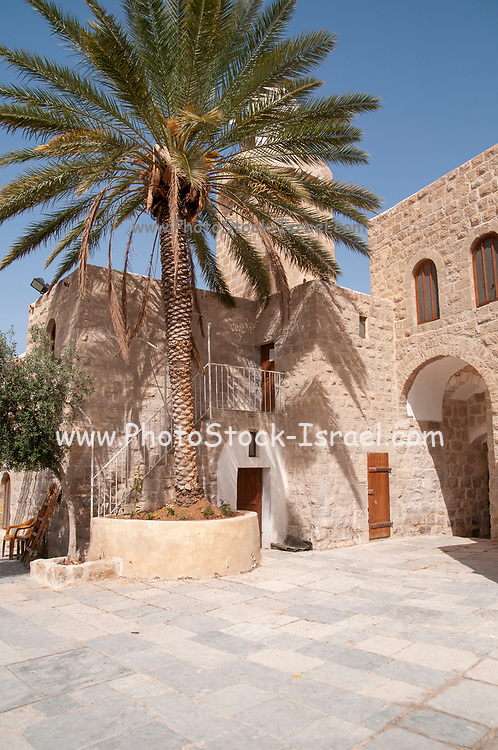 Nabi Musa (Nebi Musa) is the name of a site in the Judean desert, West Bank, Palestine that popular Palestinian folklore associates with Moses.