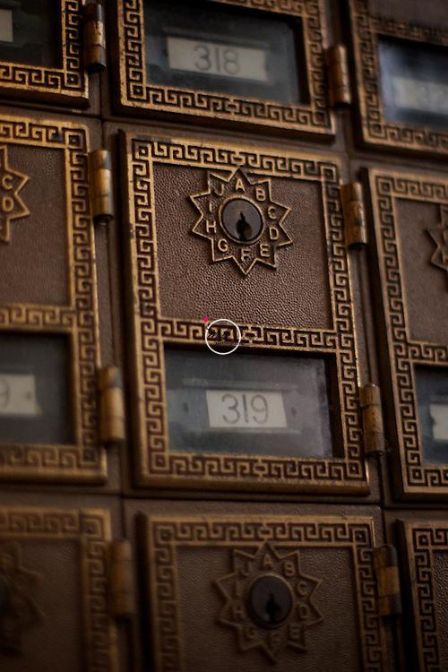 Antique Classice Post Office Box Stinesville, Indiana