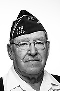 Richard J. Ludwick<br /> Air Force<br /> E-5<br /> Air Frame<br /> 12/01/64-12/01/68<br /> Vietnam War<br /> <br /> Veterans Portrait Project Photo by Stacy L. Pearsall
