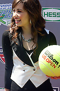Demi Locato at The 2008 Arthur Ashe Kids' Day held at The USTA Bille Jean King National Tennis Center on August 23, 2008 in Flushing, NY