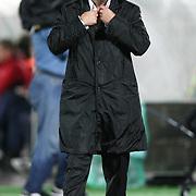 Besiktas's coach Carlos CARVALHAL during their UEFA Europa League Play-Offs second leg match soccer match Alania Vladikavkaz  between Besiktas at Republican Stadium Spartak - Vladikavkaz on Thursday August 25, 2011. Photo by TURKPIX