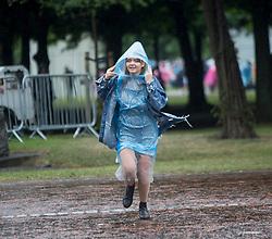 Gatea open on Sunday at TRNSMT music festival, Glasgow Green.