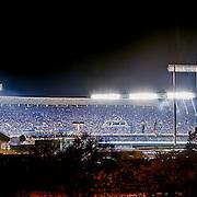 Kauffman Stadium, Kansas City, Missouri, Game 2 of 2015 Major League Baseball World Series, Kansas City Royals VS New York Mets