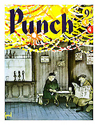 Punch cover 25 December 1957
