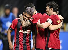 Atlanta United v Timbers - 08 Dec 2018