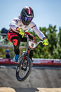 2021 UCI BMXSX World Cup<br /> Round 2 at Verona (Italy)<br /> ^me#76 BABRIS, Helvijs (LAT, ME) Prophecy, Faith