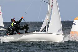 , Kiel - Young Europeans Sailing 14.05. - 17.05.2016, 420er - SUI 55179 - Maxime BACHELIN - Arno de PLANTA - Cercle de la Voile de Vidy