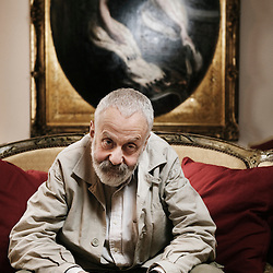 Another Year's director Mike Leigh at the 63rd Cannes Film Festival. France. 15 May 2010. Photo: Antoine Doyen