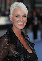 Brigitte Nielsen The Death And Life Of Charlie St. Cloud UK Premiere, Empire Cinema, Leicester Square, London, UK, 16 September 2010: For piQtured Sales contact: Ian@Piqtured.com +44(0)791 626 2580 (Picture by Richard Goldschmidt/Piqtured)