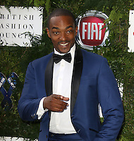 Anthony Mackie, LCM s/s 2017: One For The Boys Charity Ball, Victoria and Albert Museum, London UK, 12 June 2016, Photo by Brett D. Cove