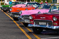 Classic Cars, Havana, Cuba 2020 from Santiago to Havana, and in between.  Santiago, Baracoa, Guantanamo, Holguin, Las Tunas, Camaguey, Santi Spiritus, Trinidad, Santa Clara, Cienfuegos, Matanzas, Havana