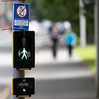 Touch Free Pedestrian Crossings