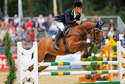 , Warendorf Bundeschampionate 02 - 06.09.2009, Shaitaan OSF - Knorren, Frederik