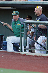 16 May 2017:  during a Frontier League Baseball game between the Gateway Grizzlies and the Normal CornBelters at Corn Crib Stadium on the campus of Heartland Community College in Normal Illinois