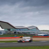 #2, Porsche Team, Porsche 919 Hybrid, driven by Timo Bernhard, Earl Bamber, Brendon Hartley, FIA WEC 2017 6 Hours of Silverstone, Silverstone International Circuit, 14/04/2017,