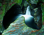 Texas Falls, Green Mountain National Forest, Vermont.