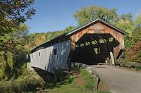 Cambridge Junction Bridge, Jeffersonville, Vermont