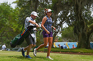 Fatima Fernandez Cano (ESP) heads down 11 during round 2 of the 2019 US Women's Open, Charleston Country Club, Charleston, South Carolina,  USA. 5/31/2019.<br /> Picture: Golffile | Ken Murray<br /> <br /> All photo usage must carry mandatory copyright credit (© Golffile | Ken Murray)