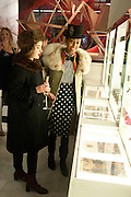FRANCESCA BLOMFIELD; PINKY TESFAY, The Nineties are Vintage. Concept Store, Rellik and Workit. The Wonder Room. Selfridges. Oxford St. London. 7 January 2010.