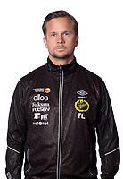 180214 Elfsborg:s assisterande tränare Tobias Linderoth poserar för ett porträtt den 14 Feb 2018 i Borås.<br /> Foto: Pelle Börjesson / Idrottsfoto / BILDBYRÅN / COP 205