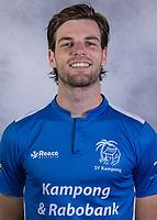 UTRECHT -  Lars Balk (Kampong) .  Kampong Heren I, seizoen 2021/2022.      COPYRIGHT KOEN SUYK