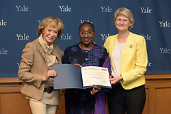 African Women Forum<br /> Leadership Forum for Strategic Impact<br /> May 12-19, 2017<br /> Certificate Presentation
