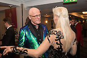 JOHN CAUDWELL: LANA HOLLOWAY, Russian Debutante Ball, Grosvenor House. London. 15 November 2015