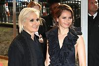 Maria Grazia Chiuri, Felicity Jones, Glamour Women of the Year Awards, Berkeley Square Gardens, London UK, 06 June 2017, Photo by Richard Goldschmidt