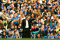 Chelsea v Fulham. Barclays Premier League. 29/09/2007. Manager of Chelsea Avram Grant during the game