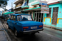 Classic Car street scene Cuba 2020 from Santiago to Havana, and in between.  Santiago, Baracoa, Guantanamo, Holguin, Las Tunas, Camaguey, Santi Spiritus, Trinidad, Santa Clara, Cienfuegos, Matanzas, Havana