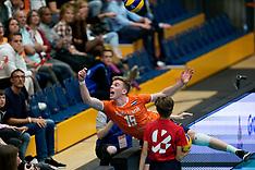 20190918 NED: EC Volleyball 2019 Netherlands - Czech Republic, Amsterdam