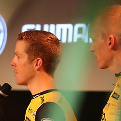 22-12-2017: Wielrennen: Presentatie Lotto Jumbo: Veghel<br />Geen Giro voor Steven Kruijswijk maar Tour en Vuelta