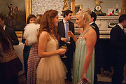 OLIVIA GRANT; NATALIE COYLE, Tatler magazine Jubilee party with Thomas Pink. The Ritz, Piccadilly. London. 2 May 2012