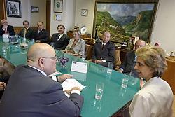 A governadora eleita do Rio Grande do Sul, Yeda Crusius durante visita ao Tribunal de Contas do Estado do RS. FOTO: Jefferson Bernardes/Preview.com