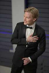 February 24, 2019 - Beverly Hills, California, U.S - Ronan Farrow on the red carpet of the 2019 Vanity Fair Oscar Party held at the Wallis Annenberg Center in Beverly Hills, California on Sunday February 24, 2019. JAVIER ROJAS/PI (Credit Image: © Prensa Internacional via ZUMA Wire)