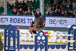 JUNG Michael (GER), fischerChelsea<br /> Hagen - Horses and Dreams 2019 <br /> Preis der LVM Versicherung - CSI4* Quali. BEMER-RIDERS TOUR-Wertung<br /> 27. April 2019<br /> © www.sportfotos-lafrentz.de/Stefan Lafrentz