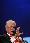 Clinton Global Intiative Opening Plenary held at Sheraton Towers & Hotel in NYC
