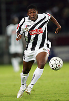 Arezzo 27/8/2006<br /> Coppa Italia Arezzo-Udinese 1-1<br /> Asamoah Gyan Udinese<br /> Foto Luca Pagliaricci Inside