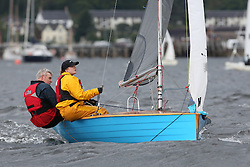 Marine Blast Regatta 2013 - Holy Loch SC<br /> <br /> 3416, Amelie, Martin Nichol, Merlin Rocket <br /> <br /> Credit: Marc Turner / PFM Pictures