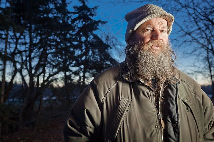 11.4.2012  Videographer, Greg Wilson, Tony Knowles Coastal Trail, Anchorage.