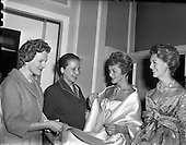 1958 - 13/10 Special for Brown Thomas - Christian Dior Fashions