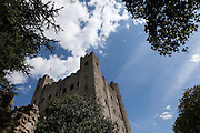Rochester Castle in Rochester, Kent. UK Thursday August 14th 2014
